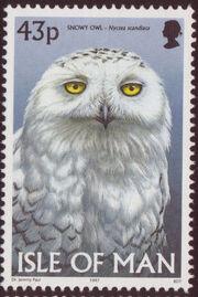 Isle of man 1997 Owls e