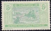 Mauritania 1913 Pictorials d