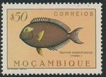 Mozambique 1951 Fishes g
