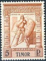 Timor 1938 Portuguese Colonial Empire q