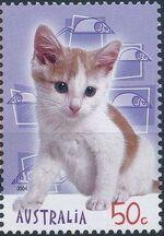 Australia 2004 Cats & Dogs b
