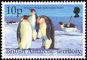 British Antarctic Territory 1998 Birds d