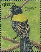 Ghana 1991 The Birds of Ghana zl