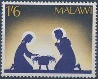 Malawi 1967 Christmas c