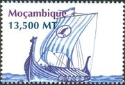 Mozambique 2002 Ships g