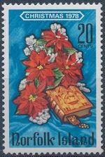 Norfolk Island 1978 Christmas a