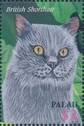 Palau 2002 Cats and Dogs m
