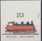 Belgium 1985 Public Transportation Year h