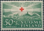 Finland 1939 75th Anniversary of the International Red Cross Society a