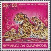 Guinea-Bissau 1978 Endangered Species e