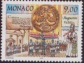 Monaco 1997 700th Anniversary of the Grimaldi Dynasty - 1st Serie j