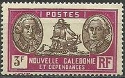 New Caledonia 1928 Definitives u