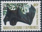 New Caledonia 1983 Bat Issue (Official Stamps) h