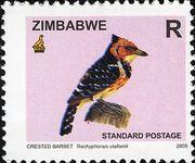 Zimbabwe 2005 Birds from Zimbabwe h