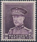 Belgium 1931 King Albert I (1st Group) c