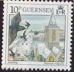 Guernsey 1990 Christmas d