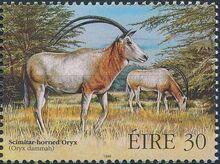 Ireland 1998 Endangered Animals b