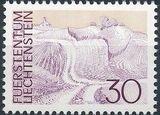 Liechtenstein 1973 Landscapes a