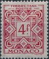 Monaco 1946 Postage Due Stamps g.jpg
