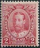 Newfoundland 1911 Royal Family b