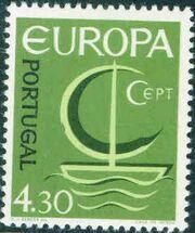 Portugal 1966 Europa c