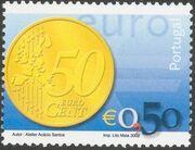 Portugal 2002 Euro f