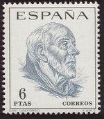 Spain 1967 Famous Spanish d