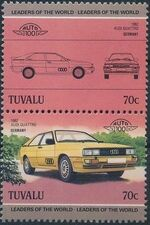 Tuvalu 1985 Leaders of the World - Auto 100 (2nd Group) d