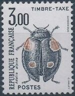 France 1983 Insects - Postage Due Stamps (2nd Issue) c