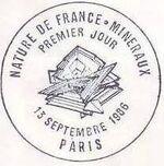 France 1986 Minerals PMa