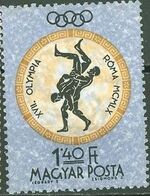 Hungary 1960 Summer Olympic Games - Rome 1960 h