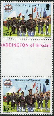 Isle of Man 1979 1000th Anniversary of the Tynwald Parlament GPg