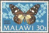 Malawi 1973 Butterflies e