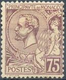 Monaco 1891 Prince Albert I h