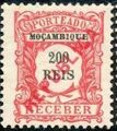Mozambique 1916 Postage Stamps from 1904 Overprinted REPUBLICA i.jpg