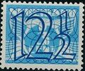 Netherlands 1940 Numerals - Stamps of 1926-1927 Surcharged e.jpg
