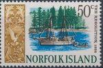 Norfolk Island 1968 Ships - Definitives (4th Issue) j