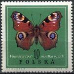 Poland 1967 Butterflies a