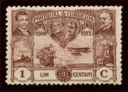 Portugal 1923 First flight Lisbon Brazil a