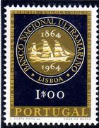 Portugal 1964 1st Centenary of the Banco Nacional Ultramarino a
