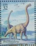 United States of America 1997 The World of Dinosaurs d
