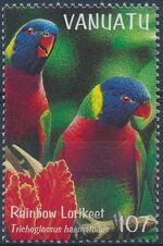 Vanuatu 1999 Bush and Lowland Birds d