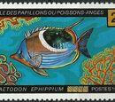 Wallis and Futuna 1992 Fishes