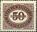 Austria 1947 Postage Due Stamps - Type 1894-1895 with 'Republik Osterreich' s.jpg