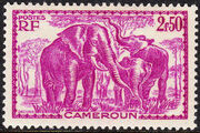 Cameroon 1939 Pictorials y