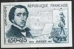 France 1960 Surtax for the Red Cross l