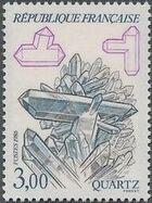 France 1986 Minerals b