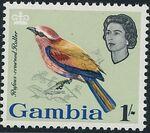 Gambia 1963 Birds h