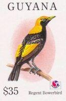 Guyana 1994 Birds of the World (PHILAKOREA '94) ae