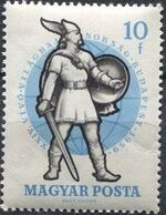 Hungary 1959 24th World Fencing Championships a
